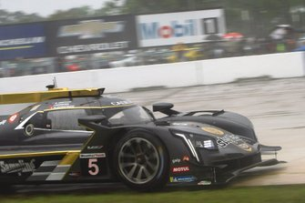 #5 Action Express Racing Cadillac DPi: Joao Barbosa, Brendon Hartley, Filipe Albuquerque