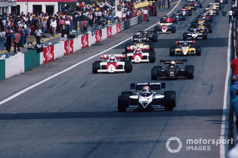 1984 Austrian Grand Prix - Osterreichring