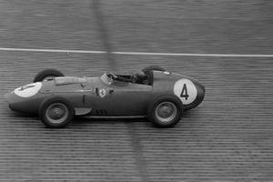 Тони Брукс, Ferrari D246