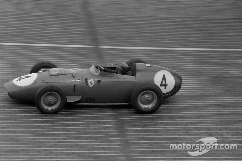 1959 Tony Brooks, Ferrari