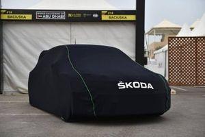 Coche de Rokas Baciuska, ES Motorsport