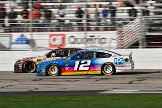 Ryan Blaney, Team Penske, Ford Mustang