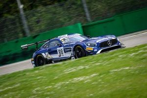 #88 Mercedes-AMG Team Akka ASP Mercedes-AMG GT3: Vincent Abril, Michael Meadows, Raffaele Marciello