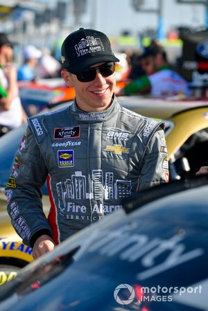John Hunter Nemechek, GMS Racing, Chevrolet Camaro Fire Alarm Services, INC