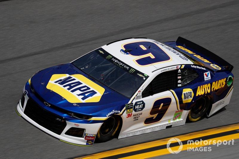 11. Chase Elliott (Hendrick-Chevrolet)