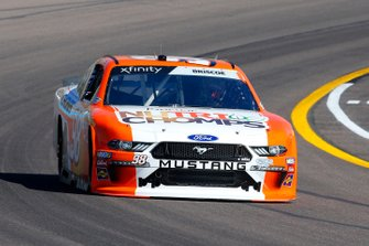 Chase Briscoe, Stewart-Haas Racing, Ford Mustang Nutri Chomps