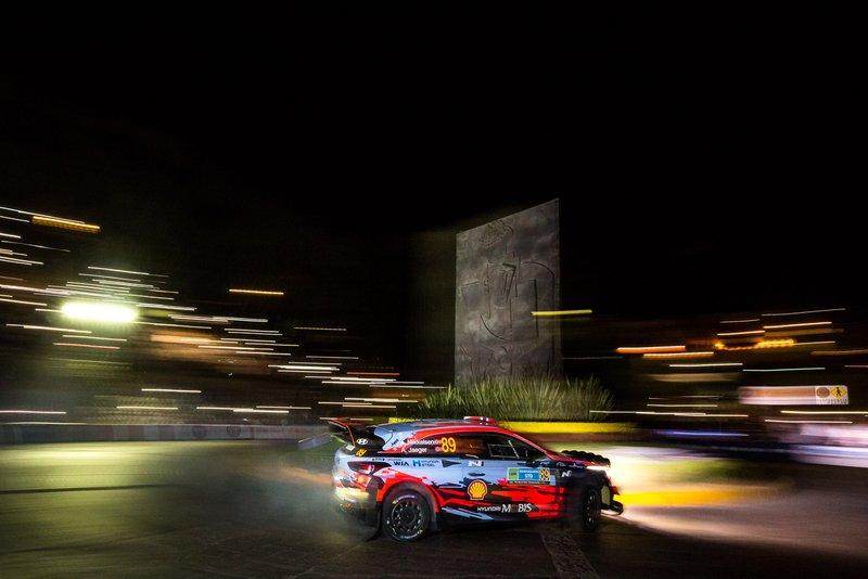 Andreas Mikkelsen, Anders Jäger, Hyundai Motorsport