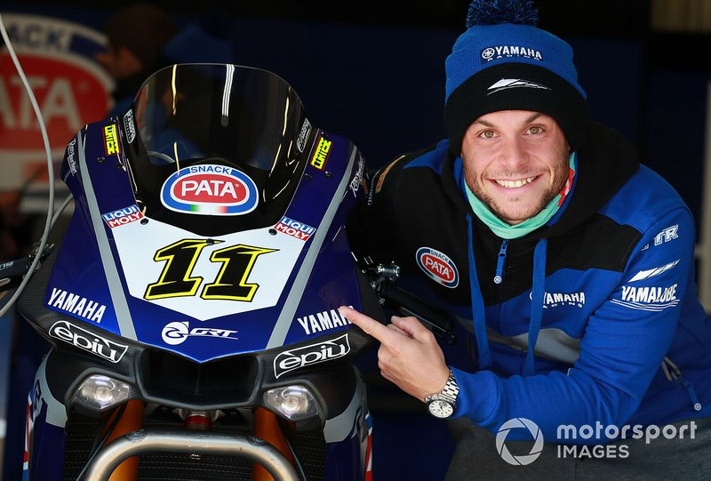 Sandro Cortese, GRT Yamaha WorldSBK Team