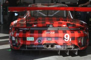 #9 Pfaff Motorsports: Scott Hargrove, Zacharie Robichon, Lars Kern, Dennis Olsen