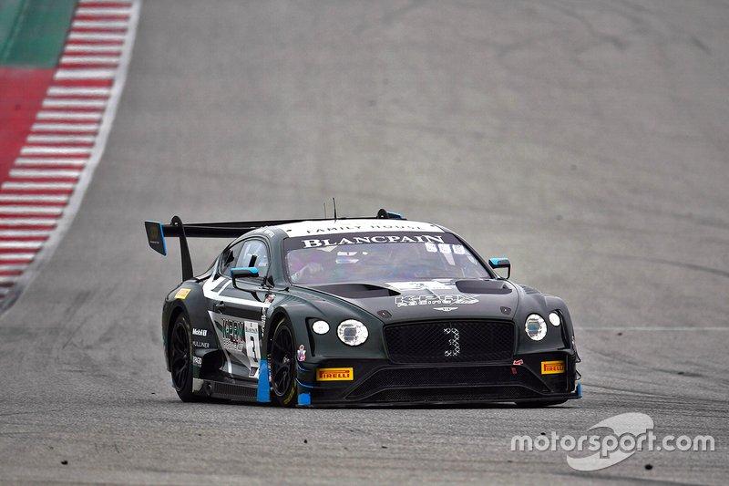 Rodrigo Baptista and Maxime Soulet, K-PAX Racing, Bentley Continental GT3