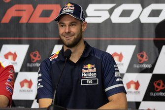 Press conference: third place Shane van Gisbergen, Triple Eight Race Engineering Holden