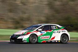 Норберт Михелиц, Honda Racing Team JAS Honda Civic WTCC