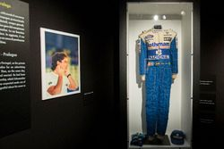 La tuta da gara di Ayrton Senna