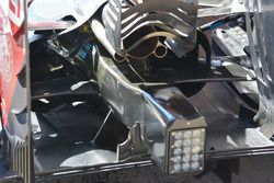 Scuderia Toro Rosso STR11 arka kanat