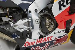 Honda RC213V 2016 of Marc Marquez, Repsol Honda Team