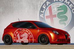 Render Alfa Romeo Mito TCS