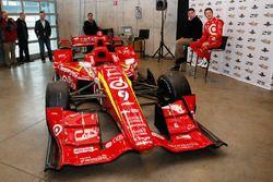Nuova livrea per Scott Dixon, Chip Ganassi Racing Chevrolet