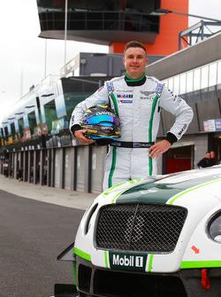 #31 Bentley Team M-Sport Bentley Continental GT3: David Russell