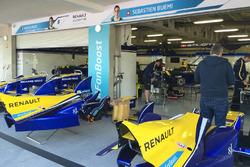 Box Renault e.Dams