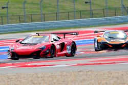 #99 Gainsco/Bob Stallings Racing McLaren 650S GT3: Jon Fogarty