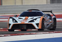 #8 KTM Xbow GT4: Anthony Mantella