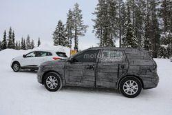Spyshots du Renault Maxthon