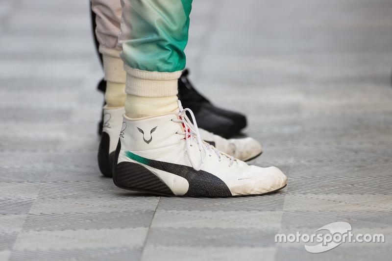 Lewis Hamilton Puma F1 Shoes