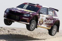 ناصر العطية، رالي قطر