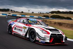 Nissan Motorsport launch at Phillip Island