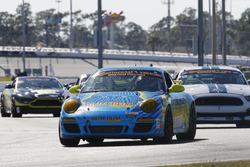 #13 Rum Bum Racing Porsche 997: Метт Пламб, Х'ю Пламб