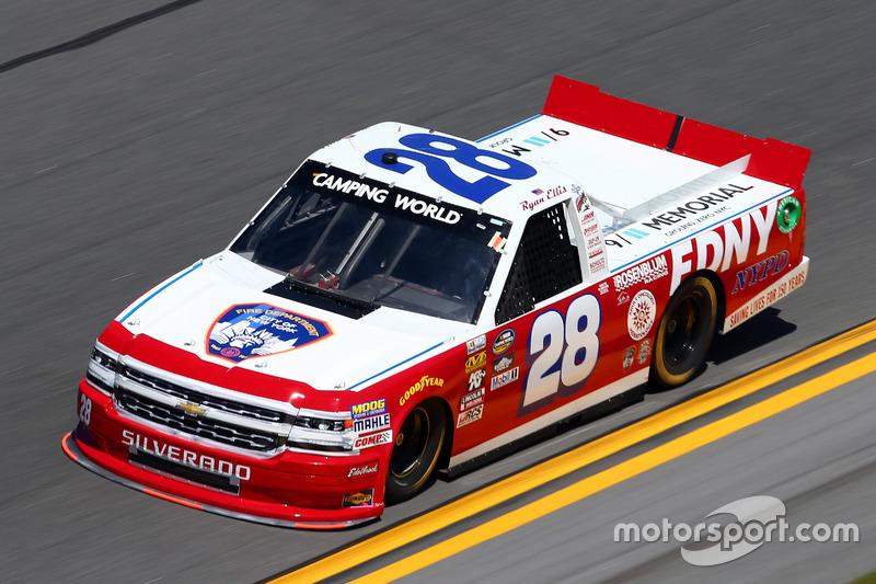 Ryan Ellis, FDNY Racing Chevrolet