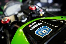 La moto de Jonathan Rea, Kawasaki