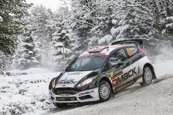 Marius Aasen, Veronica Engan, Ford Fiesta R5