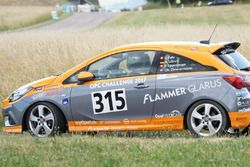 Sandro Fehr, Opel Corsa OPC, Flammer Speed Team