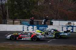 Norberto Fontana, JP Carrera Chevrolet, Martin Ponte, UR Racing Team Dodge