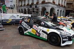 Ivan Ballinari, Ford Fiesta R5, Lugano Racing Team