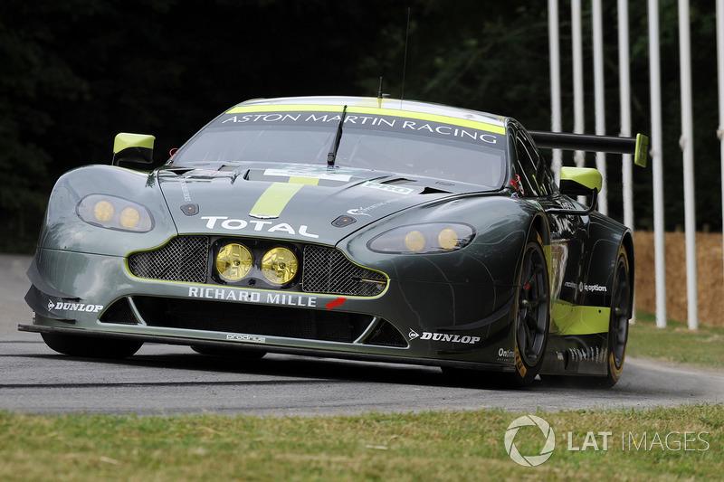 Aston Martin Vantage GTE Jonny Adam