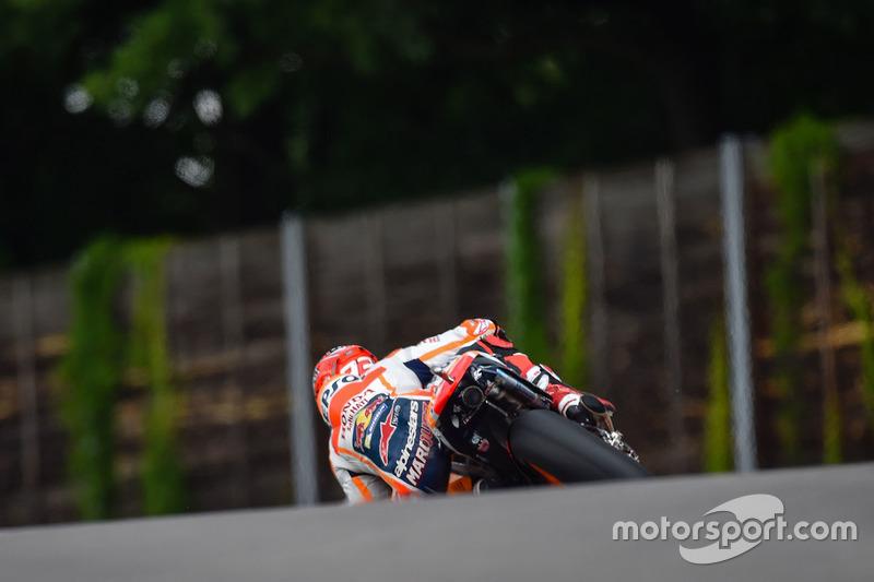 Pole für Marquez – Zum 8. Mal in Folge