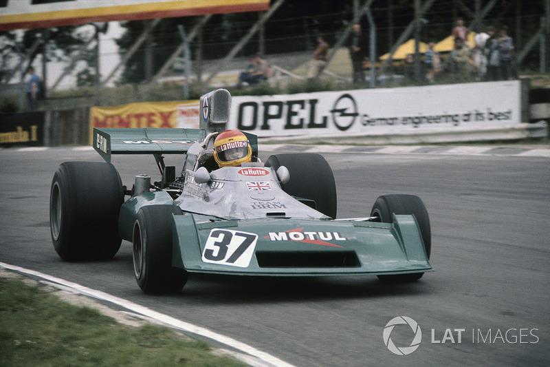 Francois Migault (1972-1975)