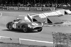 #1 Aston Martin DBR1: Stirling Moss, Roy Salvadori