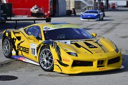 #117 The Collection Ferrari 488 Challenge: Amir Kermani