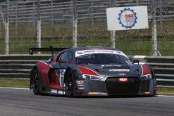 Audi R8 LMS-S.GT3 #8, Audi Sport Team Italia: Treluyer-Ghirelli