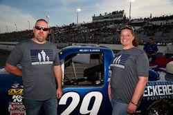 Chase Briscoe, Brad Keselowski Racing Ford ve konuklar