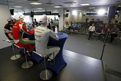 Maximilian Günther, Prema Powerteam Dallara F317 - Mercedes-Benz, Jake Hughes, Hitech Grand Prix, Da