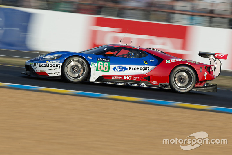 12. GTE-Pro: #68 Ford Chip Ganassi Racing, Ford GT