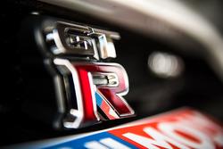 Nissan Motorsport, Nissan GT-R Nismo GT3 logo detail