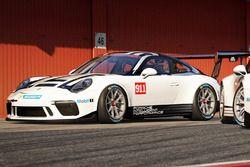 Mobil balap Porsche