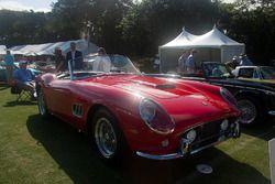 1963 Ferrari 250GT SWB California Spyder