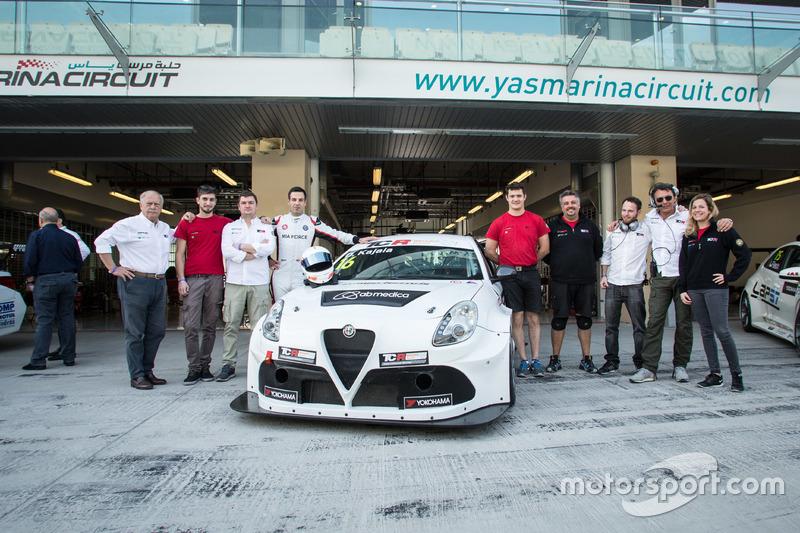 Alfa Romeo Giulietta TCR, Mulsanne Racing