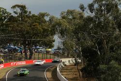 #90 MARC Cars Australia, BMW M6 GT3: Chaz Mostert, Max Twigg, Morgan Haber; #7 BMW Team SRM, BMW M6